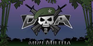 Doodle Army 2, Mini Militia
