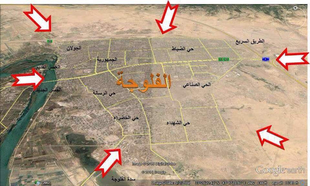 Milisi Syiah Benarkan Bantai Muslim di Kota Fallujah Irak