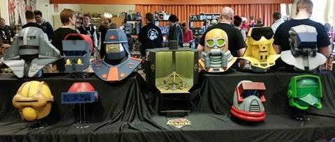 M.A.S.K. Crashes The Union Of The Force Convention In Germany