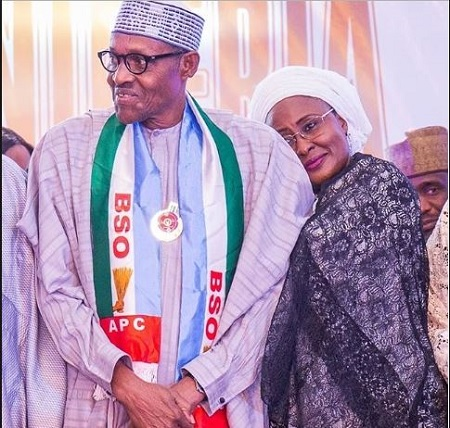 Aisha Buhari To Establish Private University Named After Husband