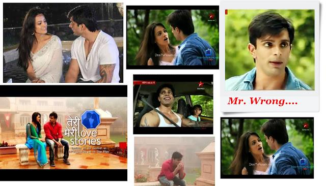 Teri Meri Love Stories Karan { ARMAN} and Anita ...