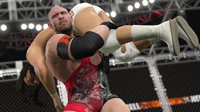 Download WWE 2K17 Game Setup