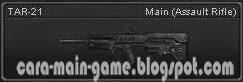 Senjata Point Blank TAR-21