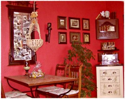 Wohnzimmer Gestalten Afrika