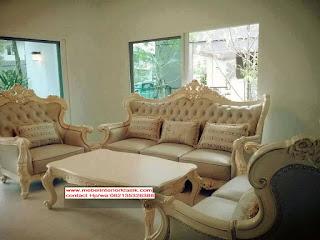 mebel interior klasik,jual mebel interior klasik,mebel ukir jepara,mebel duco putih,mebel klasik,mebel jati jepara