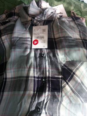#Shopping - Saldos C&A, Vilanova e Women'Secret Camisa
