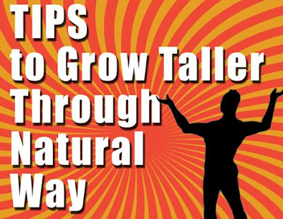 Helpful Ways to Get Taller - How to Become Tall