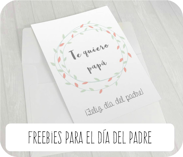 Freebies día del padre