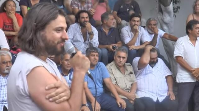 Juan Grabois llegó a la política argentina para quedarse