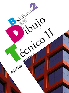 Libro Dibujo Técnico 2º Bachillerato Anaya