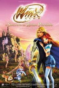 Winx Club: El Secreto del Reino Perdido – DVDRIP LATINO