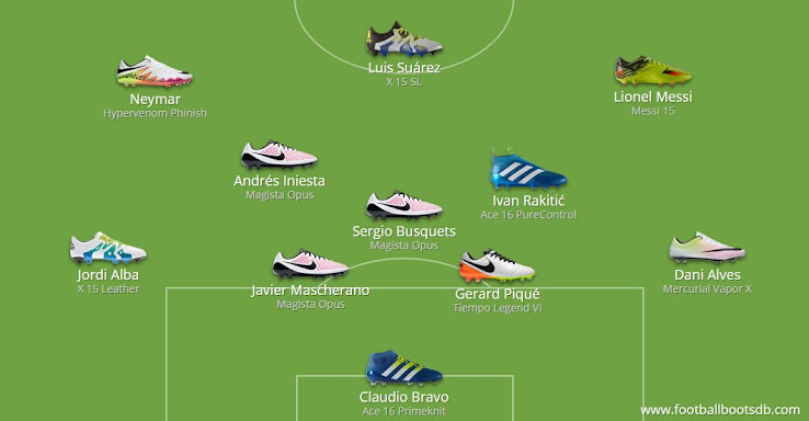 Adidas Soccer Shoes  Bale