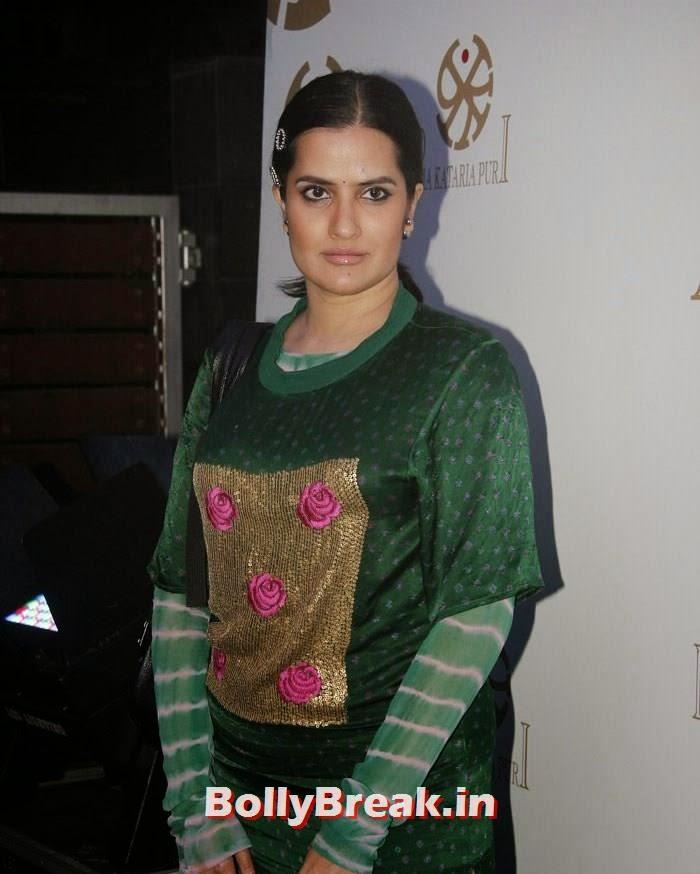 Sona Mohapatra, Pria Kataria Puri New Store Launch Pics