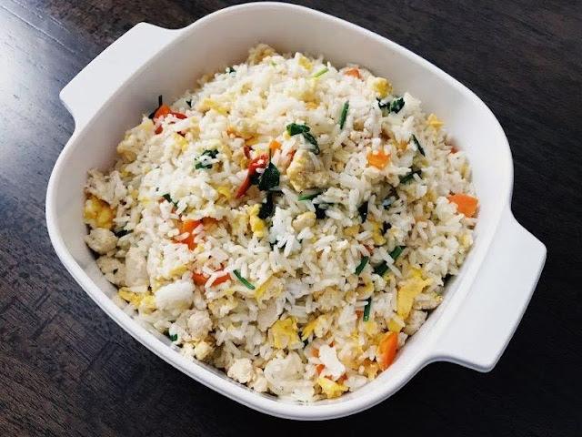 Resepi Nasi Goreng Cina Mudah dan Sedap