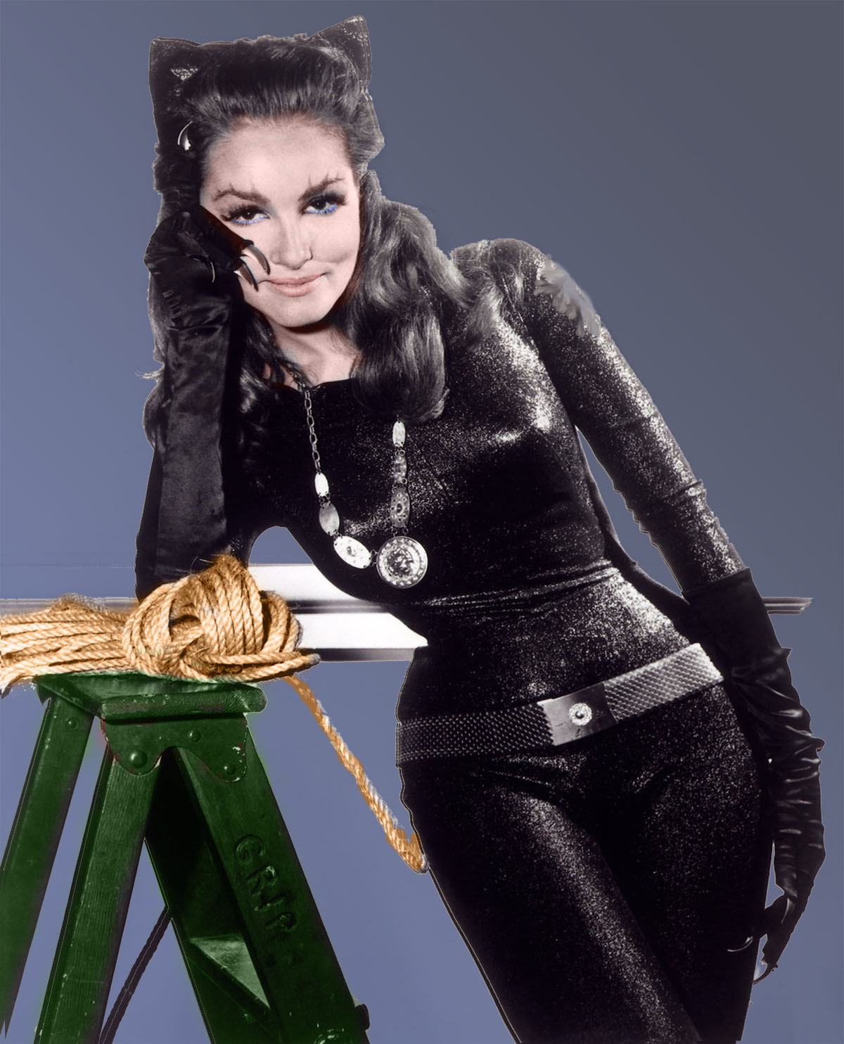 bloody pit of rod julie newmar tv dream woman