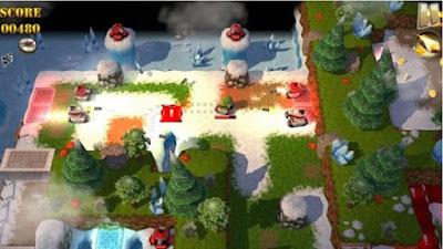 تحميل العاب - تحميل لعبة حرب الدبابات  Tank Riders