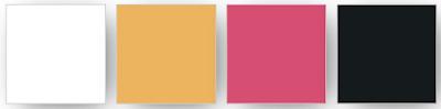 combinaison de couleurs Stampin' Up! pour réaliser ce projet