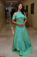 Pooja Jhaveri in Beautiful Green Dress at Kalamandir Foundation 7th anniversary Celebrations ~  Actress Galleries 072.JPG