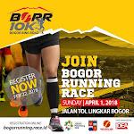 Bogor Running Race • 2018