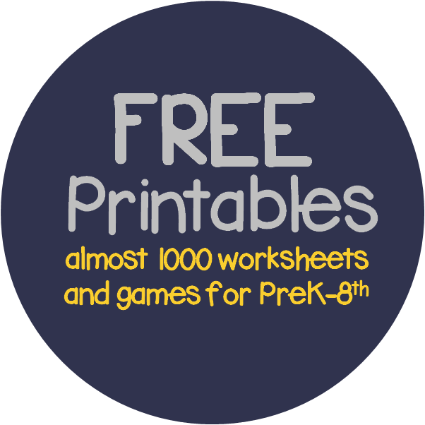 650 free printables worksheets for kids homeschool preschool prek kindergarten