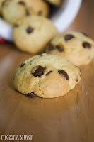 (Chocolate chip cookies