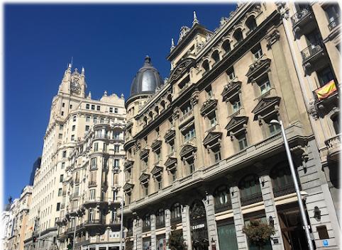 Madryt i Toledo, część 2