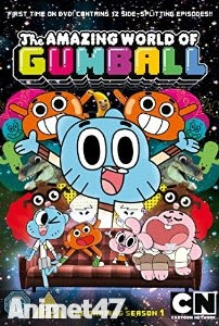 Thế Giới Tuyệt Vời của Gumball Phần 4 - The Amazing World Of Gumball: Season 4 2015 Poster