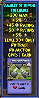 Wizard101 Aquila Best Amulet Drop From Hades