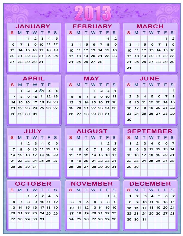horoscope for each month
