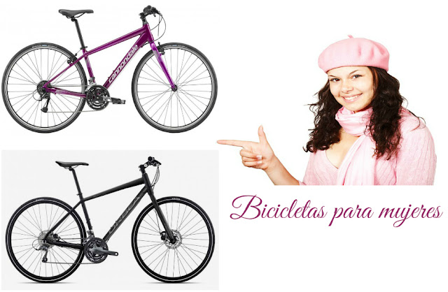 mejores bicicletas urbanas para mujer