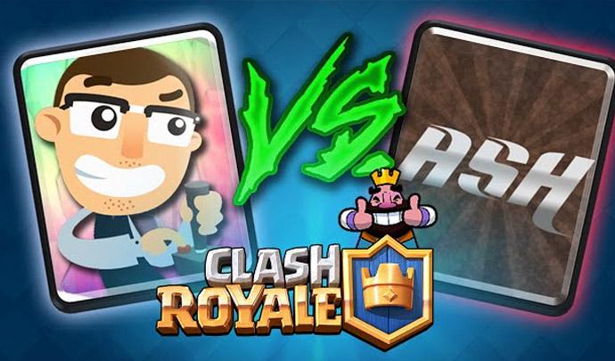 Batalha de Youtubers: Nery vs Ash - 1