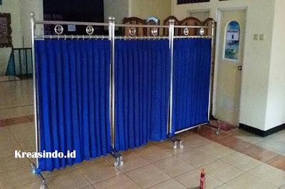 Jasa Hijab Masjid Stainless di Medan dan seluruh Sumatera Utara