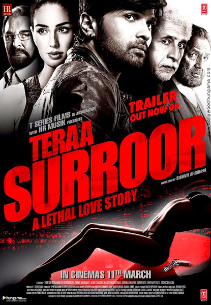Teraa Surroor (2016) Movie Poster
