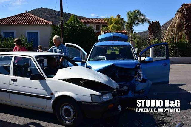 """Λίγο πριν το """"κόκκινο"""" τα τροχαία ατυχήματα στην Αργολίδα"""