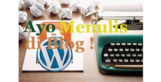 5 tips Menulis Buat Blogger Pemula