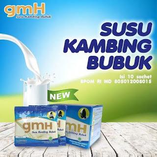 JUAL SUSU KAMBING BUBUK GMH HARMONI | HUB. FARIKHIN 0856.4229.2014