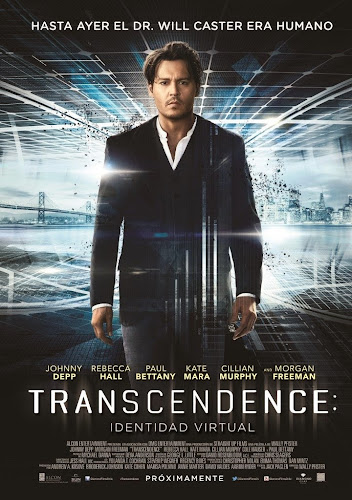 Transcendence: Identidad Virtual DVDRip Latino