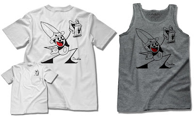 """Stabby II"" T-Shirt Collection by Craola x To Die For Clothing"