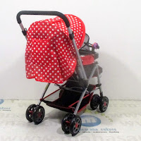 crater p213 stroller