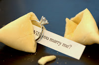 Fortune Cookie Proposal, Leap Year Idea's