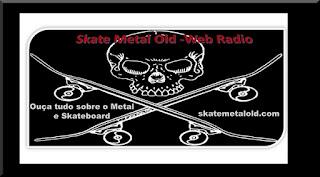SKATE METAL OLD - WEB RADIO
