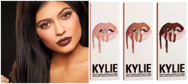 Coleção Lip Kit by Kylie Jenner 1