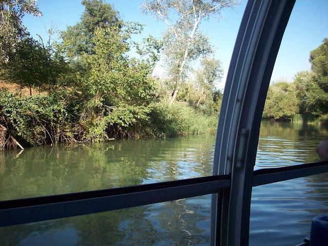 paseo en barco por los jardines de aranjuez