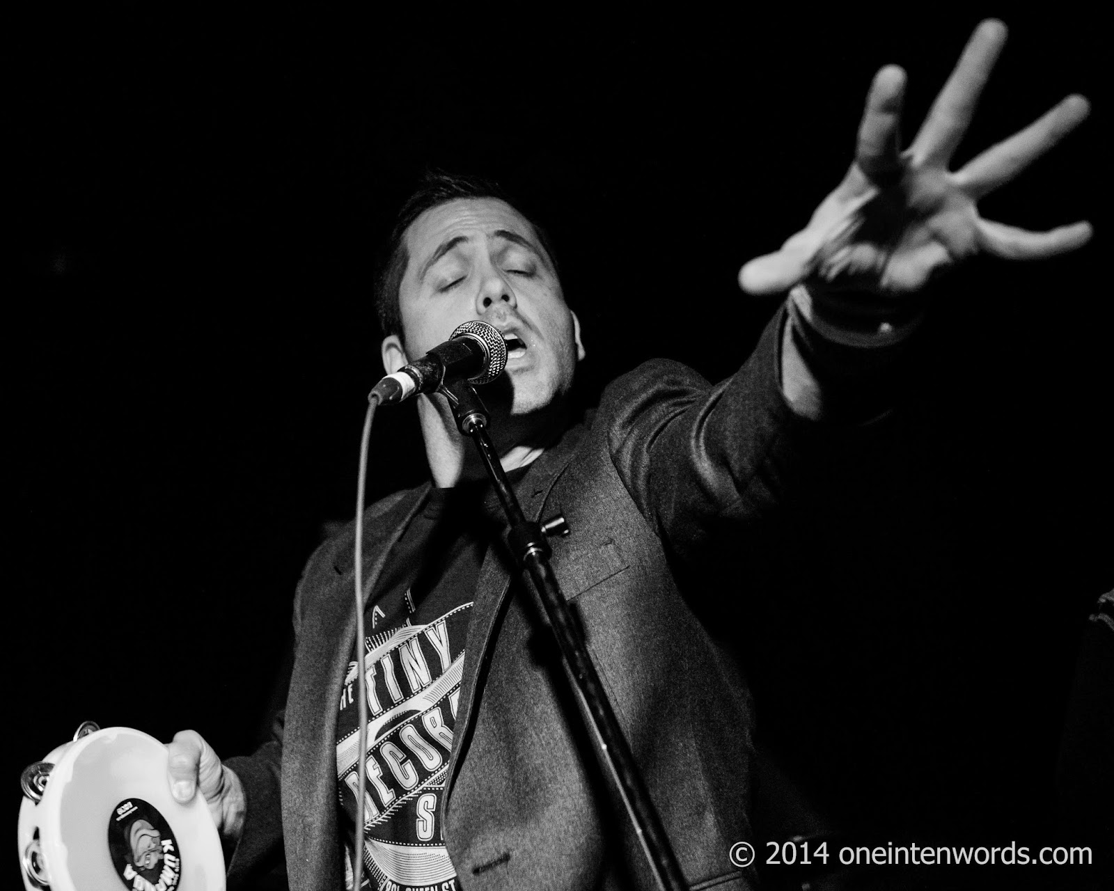 Kumonga at Cherry Cola's November 21, 2014 Photo by John at One In Ten Words oneintenwords.com toronto indie alternative music blog concert photography pictures