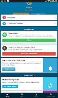 Avast Wi-Finder teste sua rede