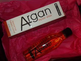 K-Whole Argan Repair Elixir