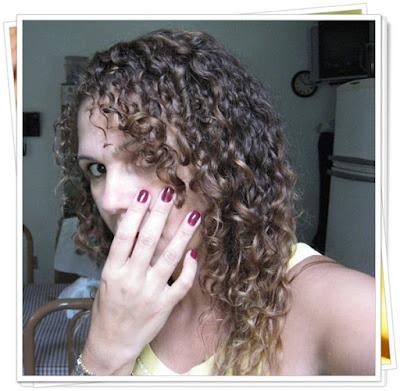 Meus cabelos em Março 2011