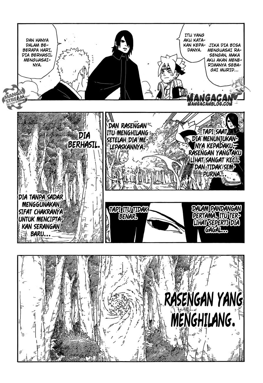 Boruto Chapter 9 Bahasa Indonesia