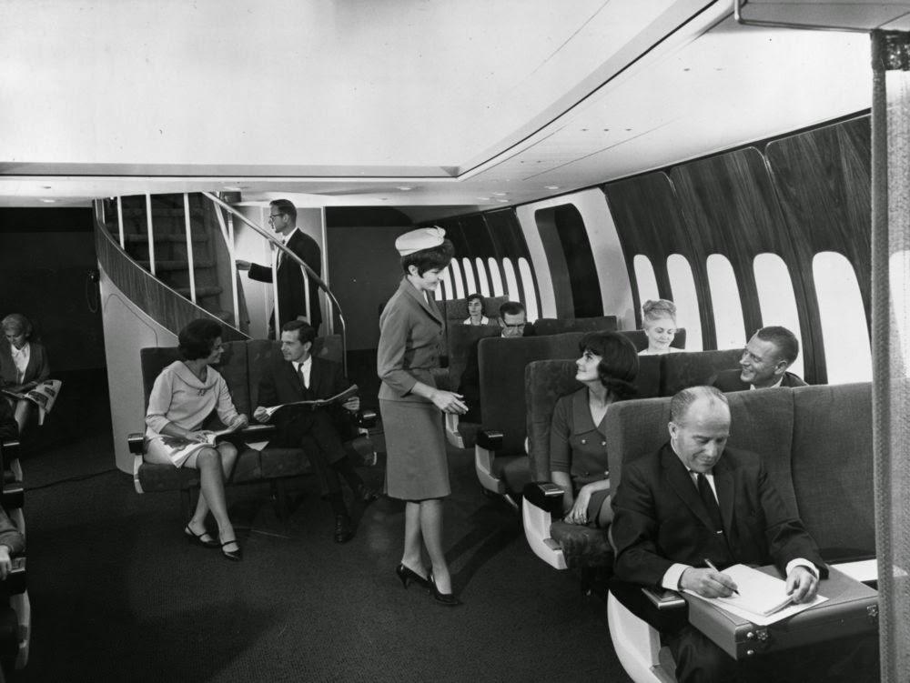 Vintage flight crew - 2 9