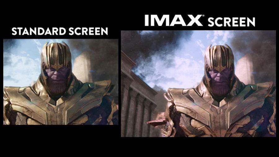 Imagens Vingadores - Guerra Infinita - IMAX Open Matte Torrent